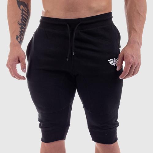 Jogger tepláky IRON Clothing, sivo-čierne