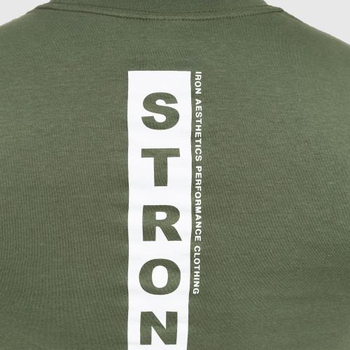 Kulturistické tričko Rule Nr.1, B&W