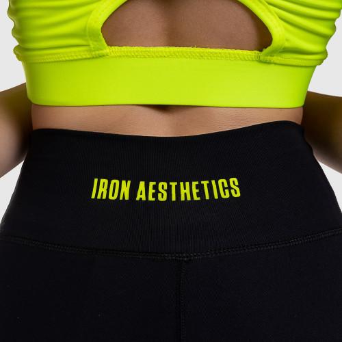 Funkčné tielko Iron Aesthetics, čierne