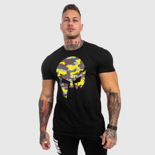 UltraSoft tričko Iron Clothing Warrior, modré
