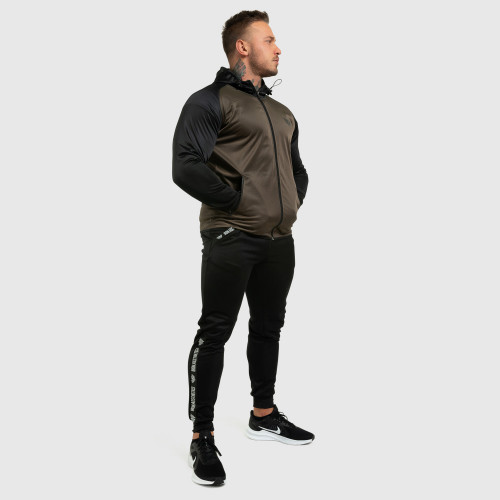 Športová taška Iron Clothing, čierna