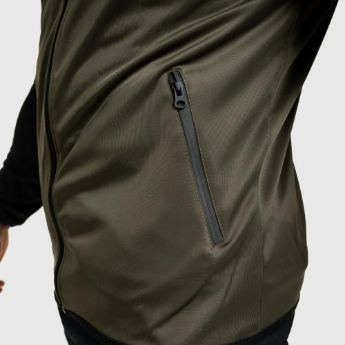 Športová taška Iron Aesthetics, čierna