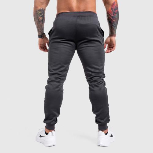 Tričko s dlhým rukávom IronMan, čierne