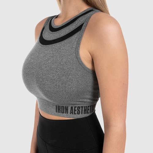 Mikina  Iron Aesthetics, B&W camo