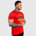 Ultrasoft tričko Iron Aesthetics Camouflage