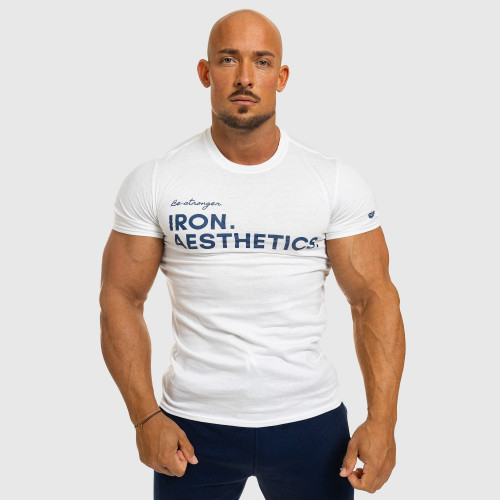 Tričko s dlhým rukávom Iron Aesthetics, čierny maskáč
