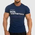 Tričko s dlhým rukávom Iron Aesthetics, gold camo