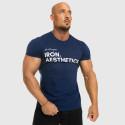 Tričko s dlhým rukávom Iron Aesthetics, red camo