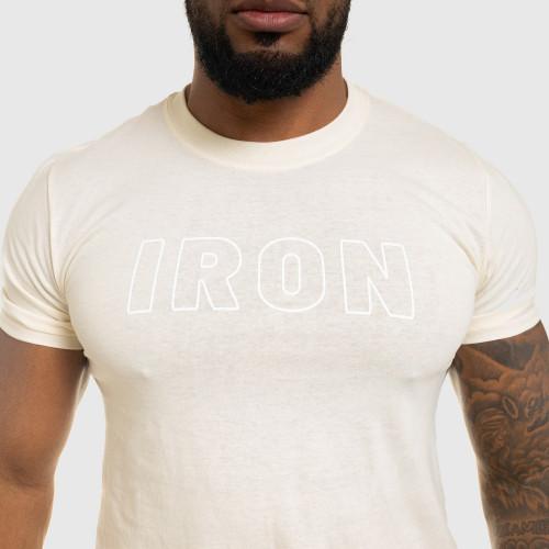 Jogger tepláky Iron Aesthetics, black&grey