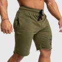 Jogger tepláky Iron Aesthetics, B&W camo