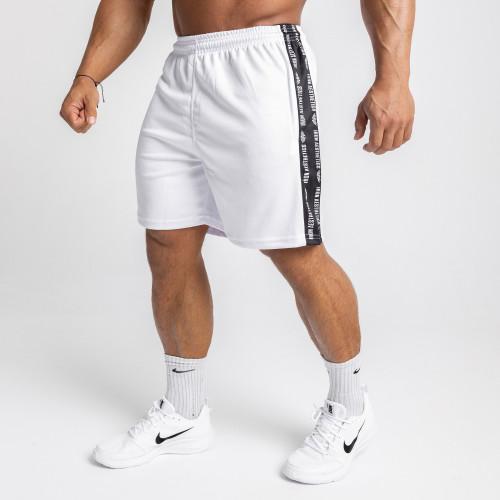Ultrasoft tričko Iron Aesthetics, army white