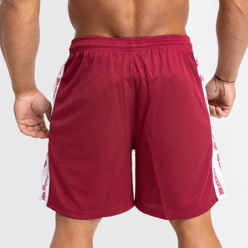 Športová taška Iron Aesthetics, červená