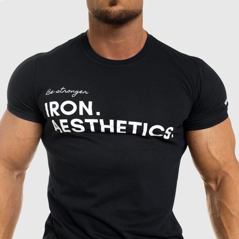 Ultrasoft tričko Rule Nr.1 - Iron Clothing, vojenská zelená