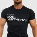 Ultrasoft tričko Rule Nr.1 - Iron Aesthetics, vojenská zelená