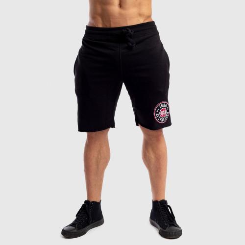 Tričko s dlhým rukávom Aesthetics Push your limits, čierne