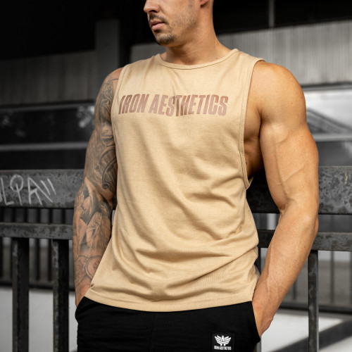 Ultrasoft tričko Rule Nr.1 - Iron Aesthetics, červené