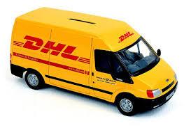 DHL car