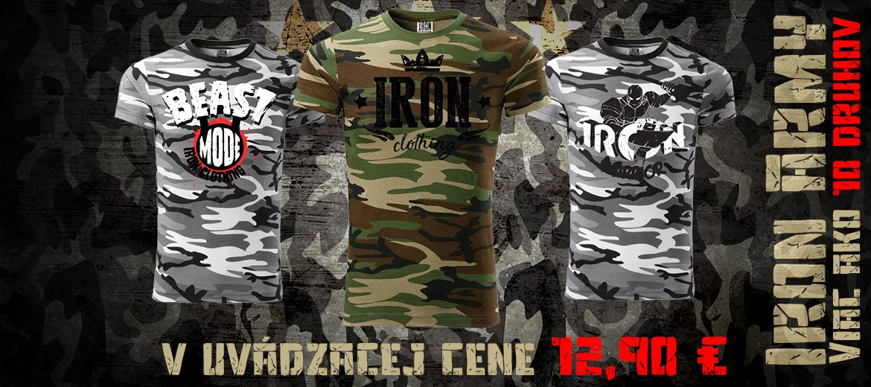 iron Camo style