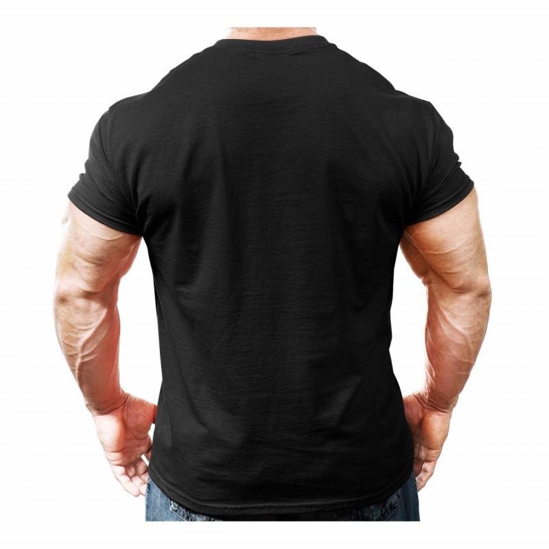 Ultrasoft tričko Iron Aesthetics, čierny maskáč-5