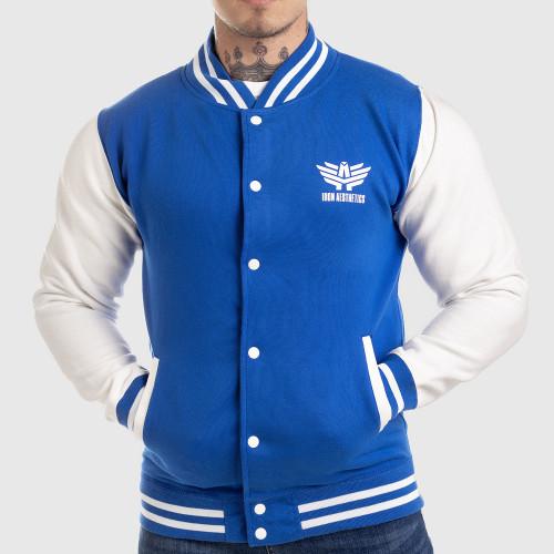 Bunda Iron Aesthetics Varsity Star, modrá