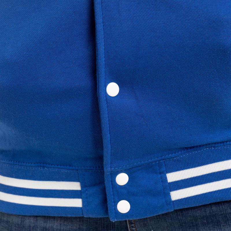 Bunda Iron Aesthetics Varsity Star, modrá-7