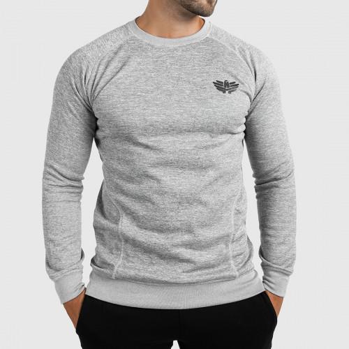 Pánsky pulóver Iron Aesthetics Light Soft, sivý