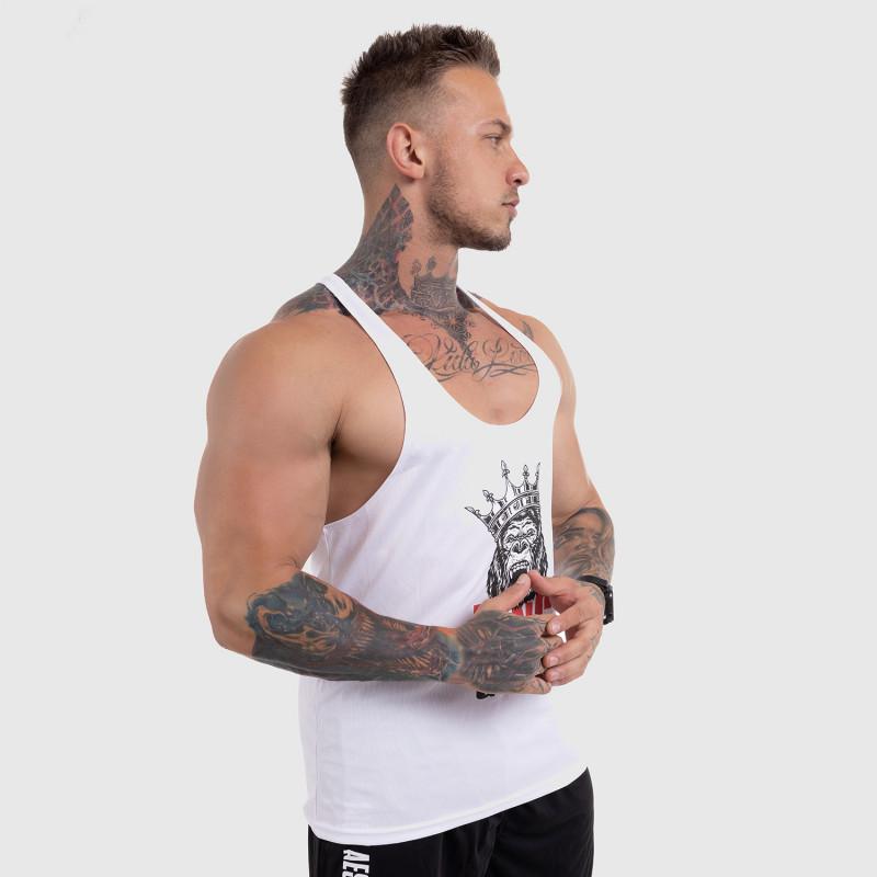 FUNKČNÉ TIELKO King of the Gym, biele-3