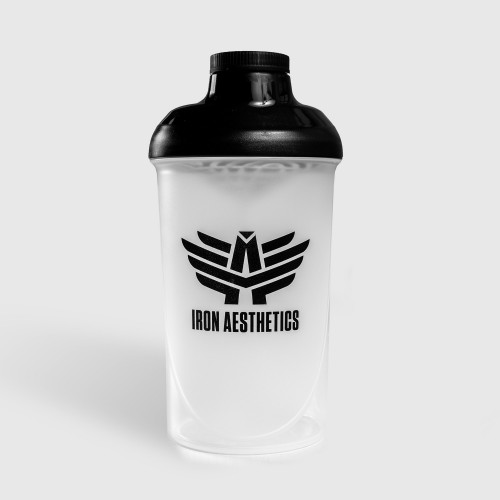 Shaker Iron Aesthetics 500ml, biely