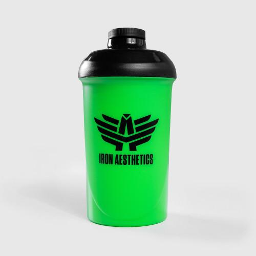 Shaker Iron Aesthetics 500ml, zelený