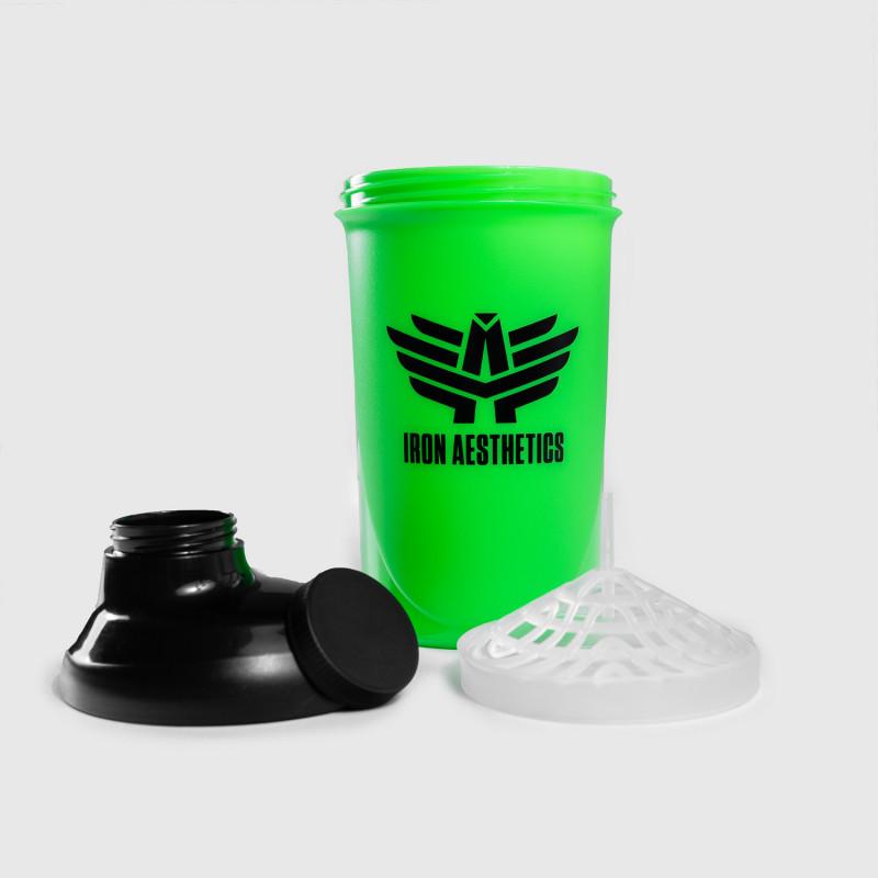Shaker Iron Aesthetics 500ml, zelený-2