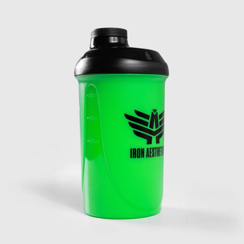 Shaker Iron Aesthetics 500ml, zelený-4
