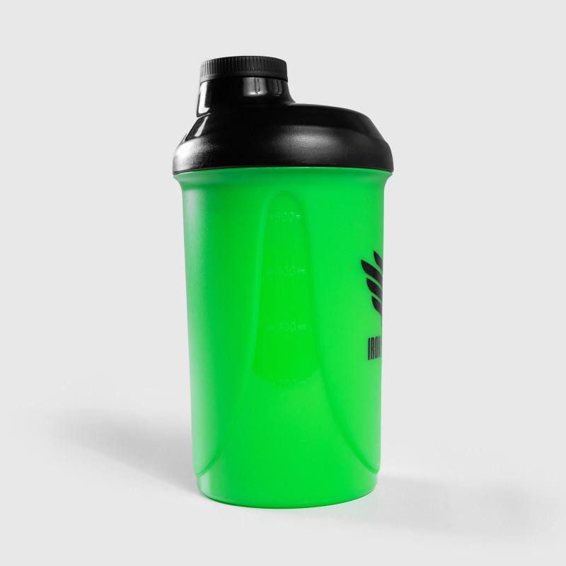 Shaker Iron Aesthetics 500ml, zelený-6