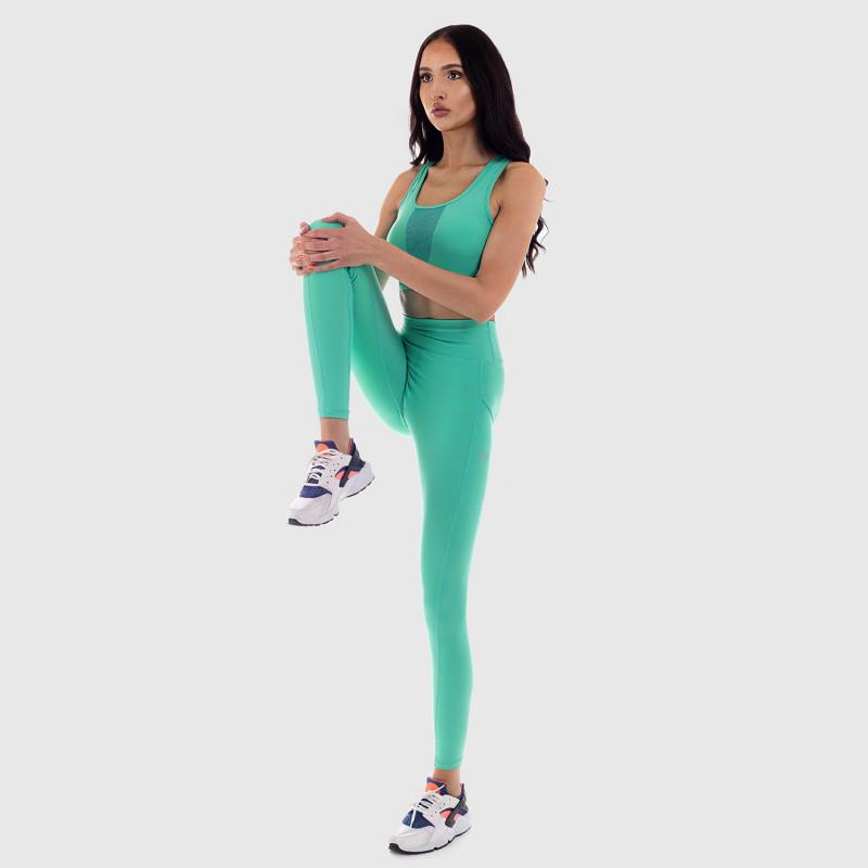 Dámska fitness súprava Iron Aesthetics Pocket, mentolová-4
