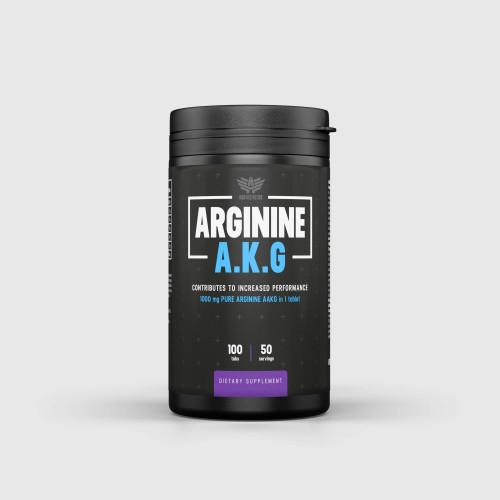Arginín A.K.G. 100 tab - Iron Aesthetics