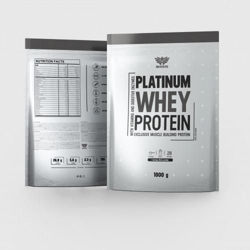 Proteín Platinum Whey 1000 g - Iron Aesthetics
