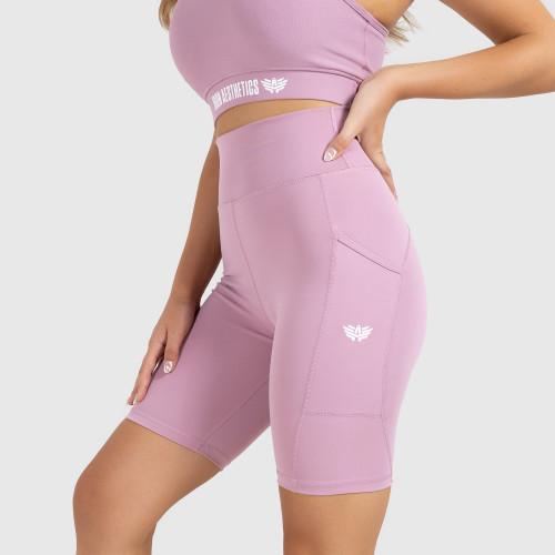 Dámske kraťasky Iron Aesthetics Pocket, lilac