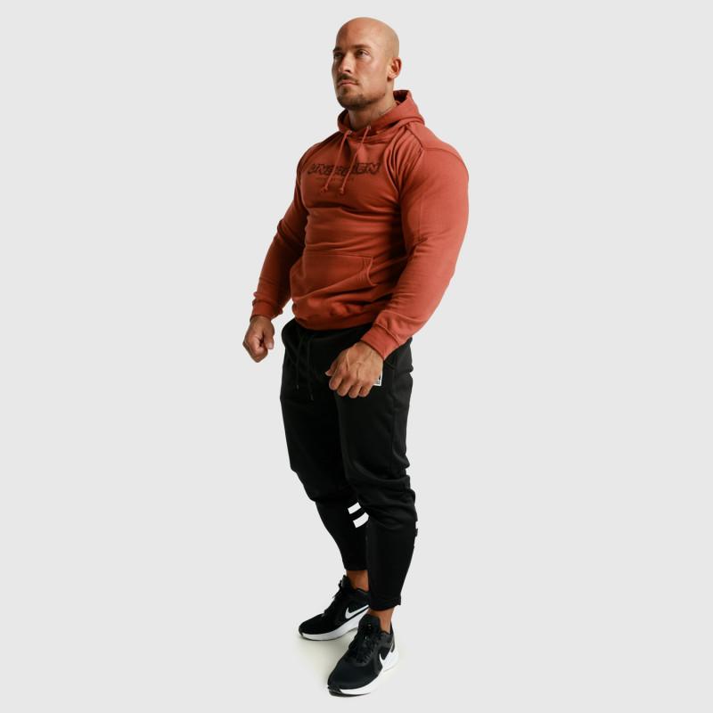Fitness mikina bez zipsu Iron Aesthetics Unbroken, rustikal-4