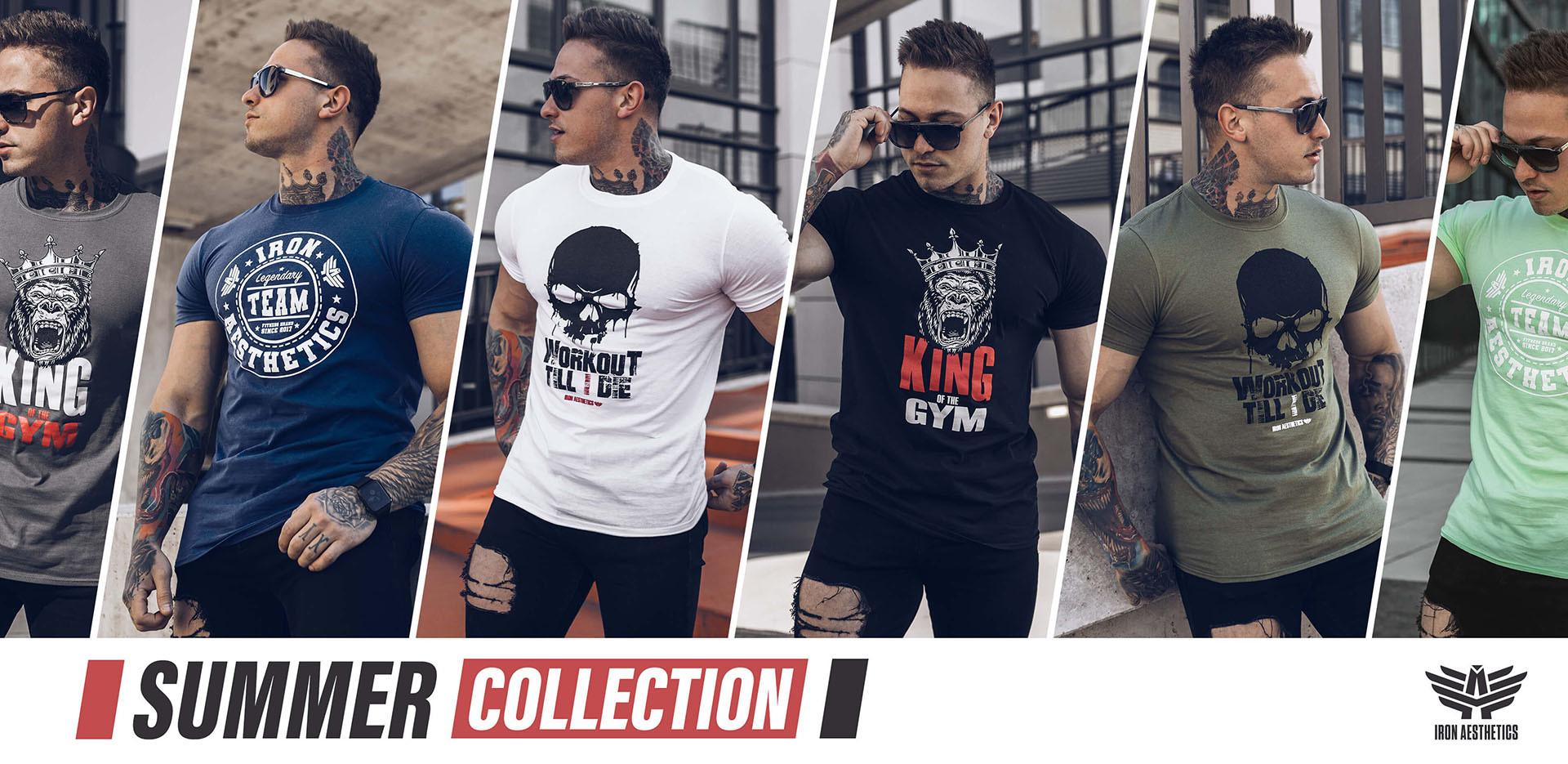 Kolekcie tričiek